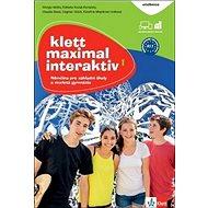 Klett Maximal Interaktiv 1 učebnice: Němčina pro základní školy a víceletá gymnázia - Kniha