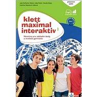 Klett Maximal Interaktiv 1 Pracovní sešit barevný: Němčina pro základní školy a víceletá gymnázia - Kniha
