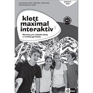 Klett Maximal Interaktiv 1 Pracovní sešit: Němčina pro základní školy a víceletá gymnázia - Kniha