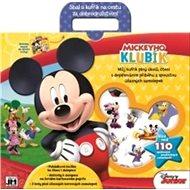 Zábavný kufřík Mickeyho klubík - Kniha