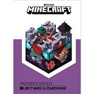 Minecraft Průvodce světem lektvarů a očarovávání - Kniha