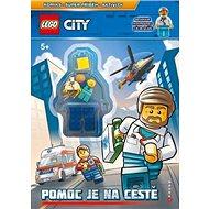 LEGO CITY Pomoc je na cestě: Komiks, super příběh, aktivity, obsahuje minifigurku - Kniha