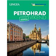 Petrohrad Víkend: s rozkládací mapou - Kniha