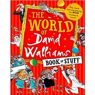 The World of David Walliams Book of Stuff - Kniha