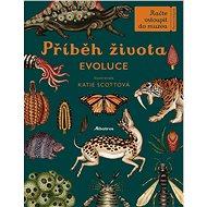 Příběh života Evoluce: Račte vstoupit do muzea - Kniha