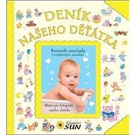 Deník našeho děťátka - Kniha