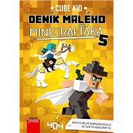 Deník malého Minecrafťáka 5 - Kniha