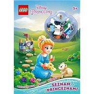 LEGO Disney Princezny Seznam se s princeznami: Ministavebnice, aktivity, příběhy - Kniha
