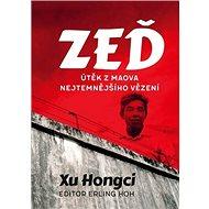 Zeď: Útěk z Maova nejtemnějšího vězení - Kniha