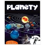 Planety - Kniha