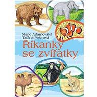 Říkanky se zvířátky - Kniha