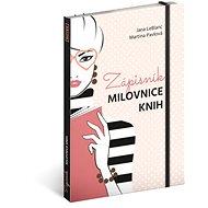 Zápisník milovnice knih - Kniha