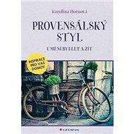 Provensálský styl - Kniha