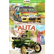 Auta Historie v obrázcích - Kniha