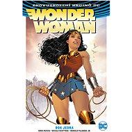 Wonder Woman Rok jedna - Kniha