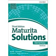 Maturita Solutions 3rd Edition Elementary Workbook Czech Edition - Kniha