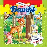 Bambi Zábava s puzzle: Obsahuje 6x puzzle - Kniha