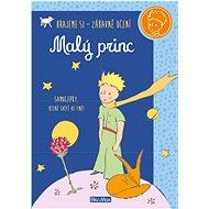 Kniha aktivit Malý princ modré samolepky: Hrajeme si - zábavné učení - Kniha