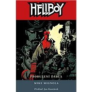 Hellboy Probuzení ďábla - Kniha