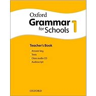 Oxford Grammar for Schools 1 Teacher´s Book with Audio CD - Kniha