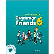 Grammar Friends 6 Student´s Book + CD-Rom Pack - Kniha