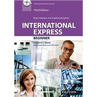 International Express Third Ed. Beginner Student´s Book with Pocket Book and DVD - Kniha