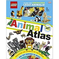 LEGO Animal Atlas: with four exclusive animal models - Kniha