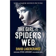 The Girl in the Spider's Web: Film Tie-In - Kniha