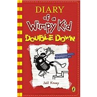 Diary of a Wimpy Kid 11: Double Down - Kniha