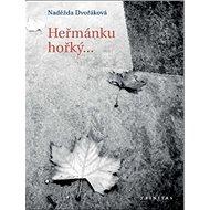 Heřmánku hořký - Kniha