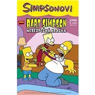 Bart Simpson Nebezpečná hračka: 8/2018 - Kniha