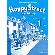 Happy Street New Edition 1: Pracovní sešit - Kniha
