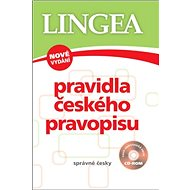 Pravidla českého pravopisu - Kniha