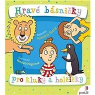 Hravé básničky pro kluky a holčičky - Kniha