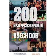 200 nejlepších seriálů všech dob - Kniha