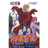 Naruto 39 Stahují se mračna - Kniha