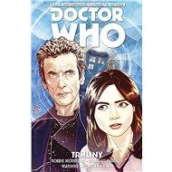 Doctor Who Trhliny - Kniha