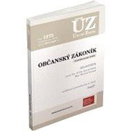 ÚZ 1275 Občanský zákoník: podle stavu k 20. 8. 2018 - Kniha
