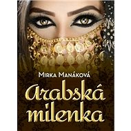 Arabská milenka - Kniha