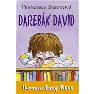 Darebák David - Kniha