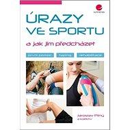 Úrazy ve sportu a jak jim předcházet: taping, první pomoc, rehabilitace