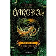 Čarodol Magický náramek - Kniha
