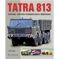 Tatra 813: historie, takticko-technická data, modifikace - Kniha