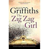 The Zig Zag Girl: Stephens and Mephisto Mystery - Kniha