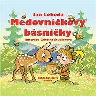 Medovníčkovy básničky - Kniha