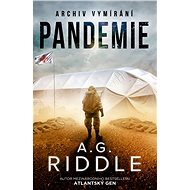 Pandemie: Pandemic: The Extinction Files, Book 1 - Kniha