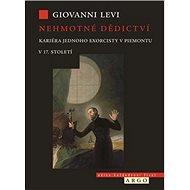 Nehmotné dědictví: Kariéra jednoho exorcisty v Piemontu v 17. století - Kniha