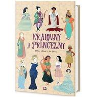 Královny a princezny - Kniha