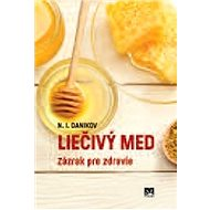 Liečivý med: Zázrak pro zdravie - Kniha