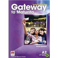Gateway to Maturita A2+: Studenťs Book Pack - Kniha